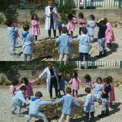 Foto alunni infanzia Donisi
