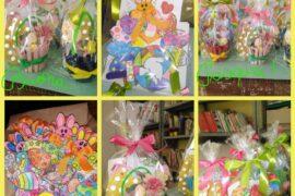 Lavoretti di Pasqua plesso Donisi primaria